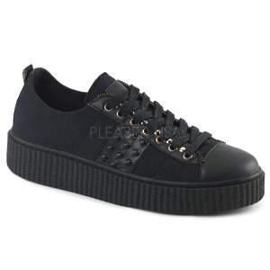 Linho 4 cm SNEEKER-107 sapatos sneakers creepers homem