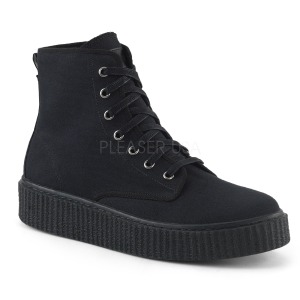 Linho 4 cm SNEEKER-201 sapatos sneakers creepers homem