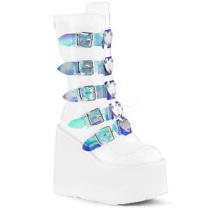 Vegan 14 cm SWING-230 botas cyberpunk plataforma