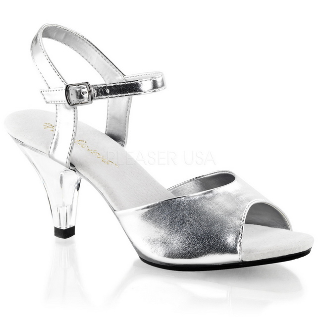 13c87d2d42 sapatos salto alto da marca pleaser sexy calçado mulher
