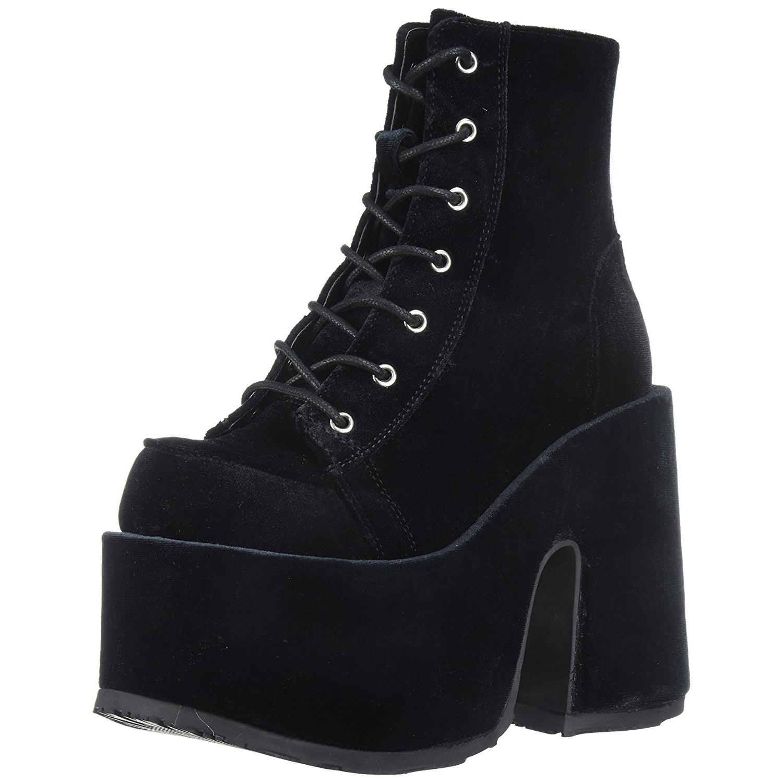 demonia sapato góticos mulher calçados góticas botas