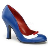 Azul 10,5 cm SMITTEN-05 calçados femininos com salto alto