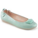Azul OLIVE-08 sapatos de bailarinas baixos