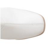 Branco Verniz 9,5 cm FUNTASMA KIKI-350 Botas Femininas