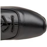 Couro 18 cm BALLET-2020 fetiche botas ballet