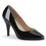 Envernizado 10 cm DREAM-420W scarpin pés largos para homem