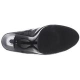 Envernizado 11,5 cm FLAIR-480 calçados femininos com salto alto
