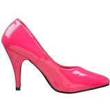 Fucsia Verniz 10 cm DREAM-420 Sapatos Scarpin Femininos