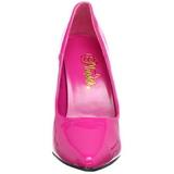 Fucsia Verniz 13 cm SEDUCE-420 Sapatos Scarpin Femininos