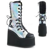 Holograma 14 cm SWING-120 botas gotico com plataforma