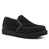 Imitacao Couro 2,5 cm V-CREEPER-607 Creepers Sapatos Homem Plataforma