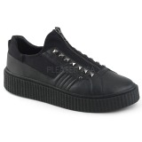 Linho 4 cm SNEEKER-125 sapatos sneakers creepers homem