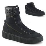 Linho 4 cm SNEEKER-270 sapatos sneakers creepers homem