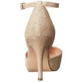 Ouro Cristal 9 cm COVET-03 classico calçados scarpini