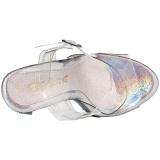 Pedra strass 13 cm LIP-108DM calçados femininos com salto alto