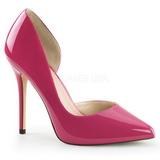 Pink Verniz 13 cm AMUSE-22 classico calçados scarpini