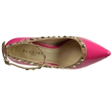 Pink Verniz 13 cm AMUSE-28 classico calçados scarpini