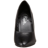 Preto Fosco 10 cm DREAM-420 Sapatos Scarpin Femininos