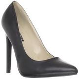 Preto Fosco 13 cm SEXY-20 Sapatos Scarpin Femininos