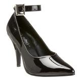 Preto Verniz 10,5 cm DREAM-431 Sapatos Scarpin Femininos