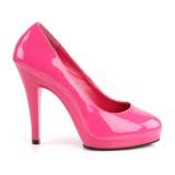 Rosa 11,5 cm FLAIR-480 calçados femininos com salto alto