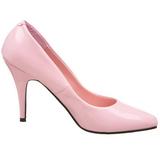 Rosa Verniz 10 cm VANITY-420 scarpin de bico fino salto alto