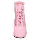 Rosa tecido de renda 5 cm DAME-05 Botinha Mulher com Cadarco