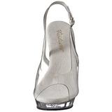 Transparente 13 cm LIP-150 Plataforma Sapatos Salto Alto