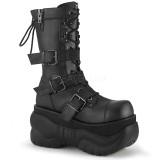 Vegan 10 cm BOXER-230 botas demonia - botas de cyberpunk unisex