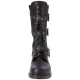 Vegan BOLT-330 botas demonia - botas de combate unisex