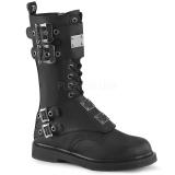 Vegan BOLT-345 botas demonia - botas de combate unisex