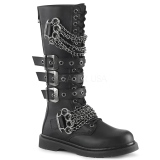 Vegan BOLT-450 botas demonia - botas de combate unisex