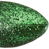 Verde Brilho 13 cm LOLITA-300G Plataforma Botas Femininas