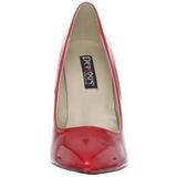 Vermelho Verniz 13 cm SEXY-20 Sapatos Scarpin Femininos